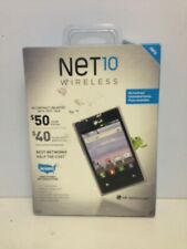 "NET 10 WIRELESS LG OPTIMUS LOGIC ANDROID 3.2"" TOUCHSCREEN - NEW"