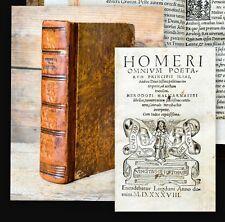 1538 Andrea Divo di Capodistria Koper Slovenia Homer Ilias