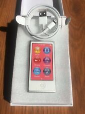 Apple iPod nano 7th Generation Silver (16 GB) NEW + 30 Day Warranty!