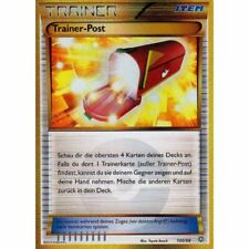 Pokemon Karte - Trainers Mail 100/98, Gold, Holo NM | Trainer Post DE