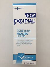 Excipial Skin Solutions 10% Urea Hydrating Healing Lotion 6.7fl oz/200ml. New