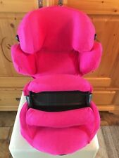 Sommerbezug Schonbezug Frottee für Kiddy Cruiserfix 3 NEU lila