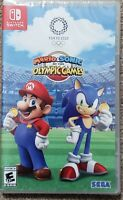 Mario & Sonic at the Olympic Games Tokyo 2020 - Nintendo Switch New!