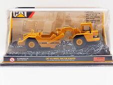 LOT 32524 | Norscot CAT 611 Wheel Tractor Scraper Die-Cast-Modell 1:64 NEU OVP