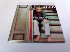 "STING ""AFTER THE RAIN HAS FALLEN"" CD SINGLE 1 TRACKS"