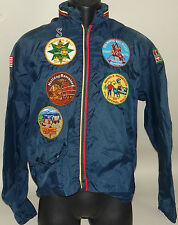 Holiday Ramblers Jacket Patch Lot 12 Vtg 1960s Windbreaker 4th National Rally
