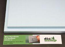 DioDump DD047-C Blue Styrofoam 8+10mm - styrodur diorama building materials