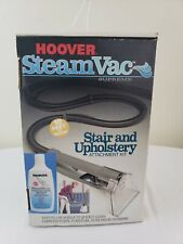 Vintage Hoover Steam Vac Supreme Stair and Upholstery Attachment Kit 10 Ft Reach