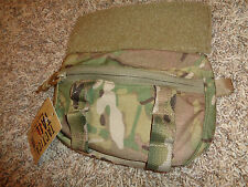Tactical Tailor Plate Carrier Lower Accessory Pouch * NEW * Multicam Camo