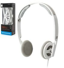 Sennheiser PX 100-II White On-Ear Stereo Headphones PX100II PX100 II /GENUINE