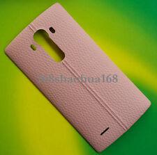 Original Leather Battery Back Cover & NFC LG G4 F500 H815 H810 H811 VS999 VS986
