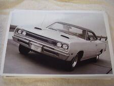 1969 DODGE CORONET R/T    11 X 17  PHOTO   PICTURE