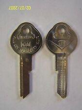 Vintage Cadillac OEM Key Blanks