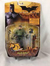 Batman Begins - Movie - Ducard - Action Figure - Mattel - 2005 - Rare - Green