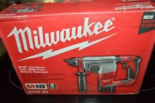 Brand New Factory Sealed M18 Milwaukee 2605-20 7/8 in. SDS+ Rotary Hammer