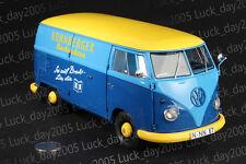 SCHUCO Volkswagen VW T1 Transporter Nurberger News Bus 1/18