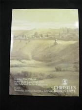 Christie'S Robson LOWE ASTA CATALOGO 1989 esteri UFFICI POSTALI IN TERRA SANTA