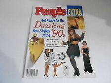 Spring 1990 Personas Revista (No Label) sin Usar - Paula Abdul - Madonna