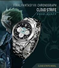 Limited to 77 Final Fantasy Vii Chronograph Cloud Ff7 Watche