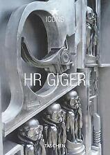 HR Giger (Icons) by Giger, H R, Grof, Stanislav