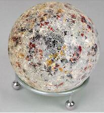 643087 Ring für Kugel ab 20cm Eisen silber für Mosaikkugeln oder Glaskugeln