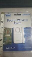 Door and WINDOW  ALARM SABRE HOME SERIES 120DB SENSOR MOUNT NO TOOLS  NEW