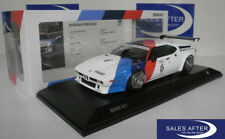Original BMW Miniatur M1 Procar Heritage Racing Collection 1:18 Modellauto