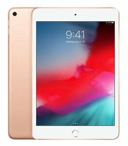 Apple iPad Mini (5th Generation) 256GB, Wi-Fi, 7.9in - Gold