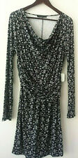 Twinset Simona Barbieri floral jersey dress , XL
