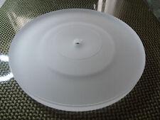 24mm Acrylic Platter upgrade for Rega Planar 2, 3, 25, RP1, P1, P2, P3, RP3