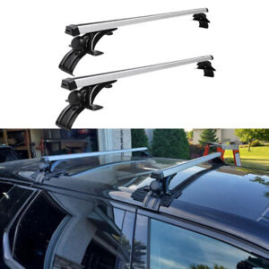 For Land Rover Discovery Sport Roof Rack Cross Bar Silver Luggage Cargo Carrier