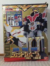 Vintage Power Rangers Chojin Sentai JET MAN Deluxe JET GARUDA Megazord Bandai