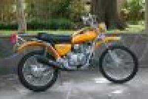 Honda Summer Yellow Vintage Motorcycle Paint - Aerosol - Pint - Quart