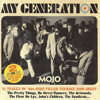 Various - My Generation (15 Tracks Of '60s Beat-Filled Teenage Mod Angst) (CD)