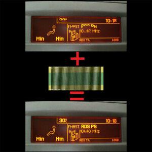 Fit For Peugeot 307 407 408 Multi Info Display Pixel Repair Film Foil 05 Kits