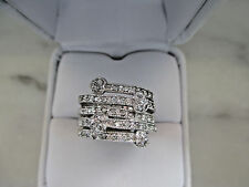 Beautiful Solid 925 Sterling Silver Ring,weight 6.92gm