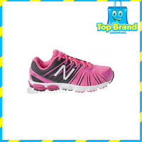 New Balance Kids KJ890AMG Girls Junior Pink Shoes Running Sport