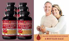 Vitamin E - BLOOD SUGAR SUPPORT COMPLEX - Balance your blood sugar, 6B