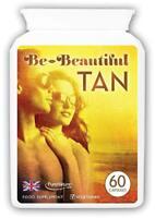 Bronze Tanning Pills, Beta Carotene Tanning Capsules