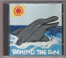 Red Hot Chili Peppers - Behind The Sun - Promo CD Single DPRO-04894 2 versions