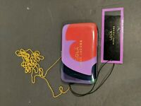 LOLA BY MARC JACOBS SMALL CHAINED PURSE I.D. CASE-PERFUME GIFT-LOLA 4 X 4