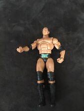 WWE Mattel Elite Ringside Exklusiv The Rock Rocky Malvia