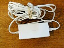 Original BOSE Sounddock Series Switching Power Supply PSM36W-201 4 Prong White
