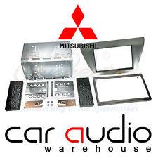 CT23MT02 Mitsubishi Lancer EVO 2004-08 Car Stereo Double Din Facia Fascia Panel
