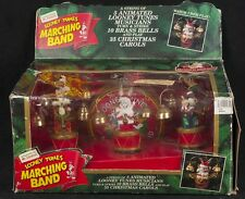 Mr. Christmas Looney Tunes Marching Band Plays 35 Christmas Carols SEE VIDEO