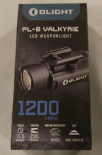 Olight PL-2 PL2 Valkyrie 1200 Lumen Weapon Pistol Rifle Light w/ Batteries PL-1