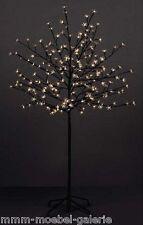 XL 300 LED Kirschbaum Lichterbaum H: 200 Deko Beleuchtung Baum Blüten Bäumchen