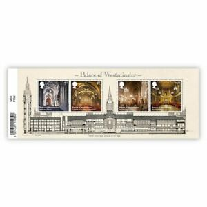 GB MS4410 Palace of Westminster miniature sheet MNH 2020