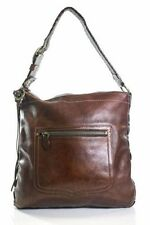 COACH 11374 Thompson XL RICH Cognac Leather *65th Anniversary* Slim Duffel Sac!