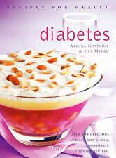 Recipes for Health: Diabetes by Azmina Govindji, Jill Myers (Paperback, 2000)
